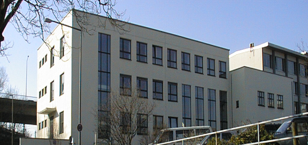 Main Building of IEM of RWTH Aachen